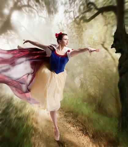 Snow White and a Milk Flight