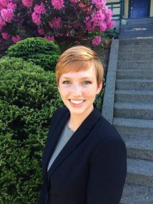 Mary Krauszer, new Pt. Defiance Ranger